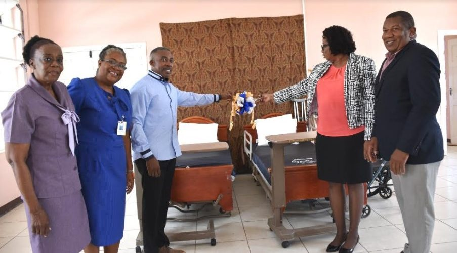 Lionel Town Hospital Receives Much-Needed Supplies Valued at US $15, 000 2