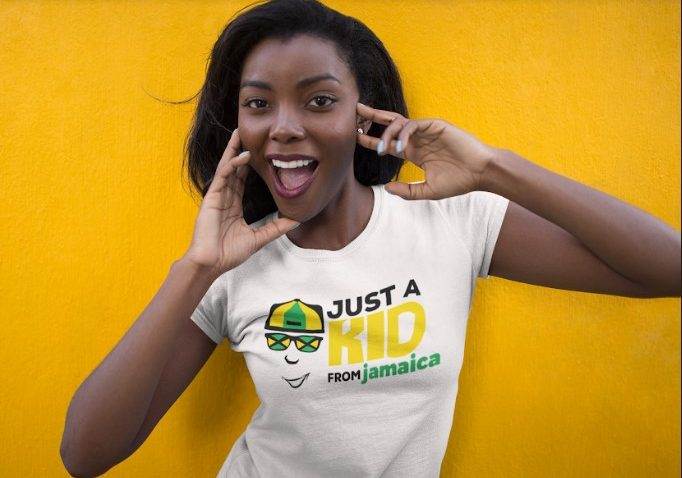 Lively Up Yourself! Celebrate Jamaica In Style With Just A Kid From Jamaica ™ Apparel 1