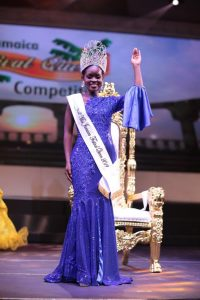 Miss Jamaica Festival Queen 2019 Khamara Wrigh