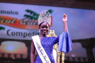 Miss Jamaica Festival Queen 2019 Khamara Wright