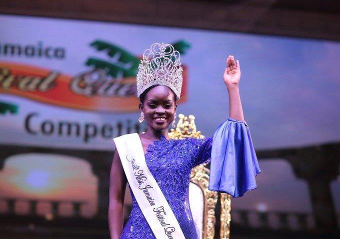 Miss Jamaica Festival Queen 2019 Khamara Wright