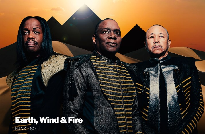 Reggae Icons INNER CIRCLE Perform Along Mariah Carey , Pit Bull , Maroon 5 and Earth Wind and Fire at the North Sea Jazz Festival in Curacao 7