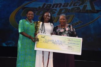 Results - 2019 Jamaica Gospel Song Competition1