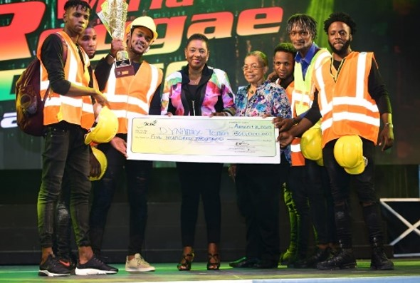 Results - World Reggae Dance Championship 2019 - Dynamix Team 1