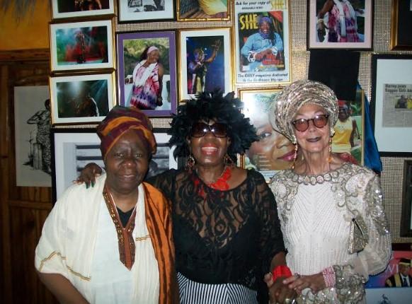Rita Marley's 70th Soul Shakedown Party In Nassau, Bahamas 2