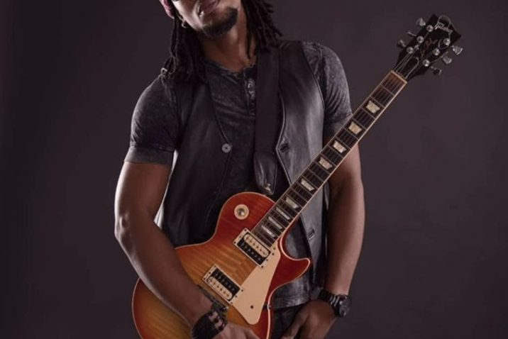 Former Professional West Indies Cricketer, Reggae STAR Omari Banks in Jamaica SEPT 30 - OCT 5