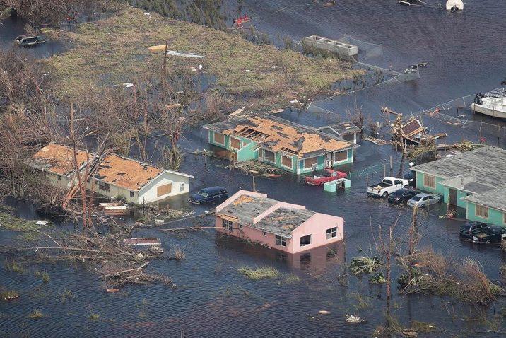 Hurricane Dorian Bahamas Releif