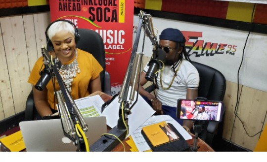 Jah Cure Takes Over Radio Globally 2