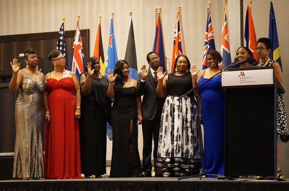 Caribbean Bar Association Installs 2019-2020 Executive Board 1