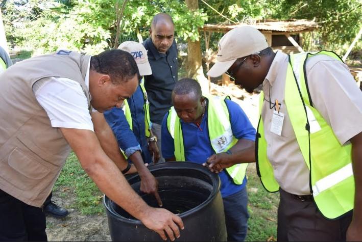 Data Driving Dengue Management in St. Elizabeth 2