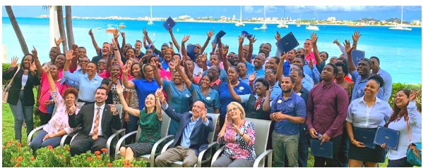 More Caribbean Professionals Complete Hospitality Training 2