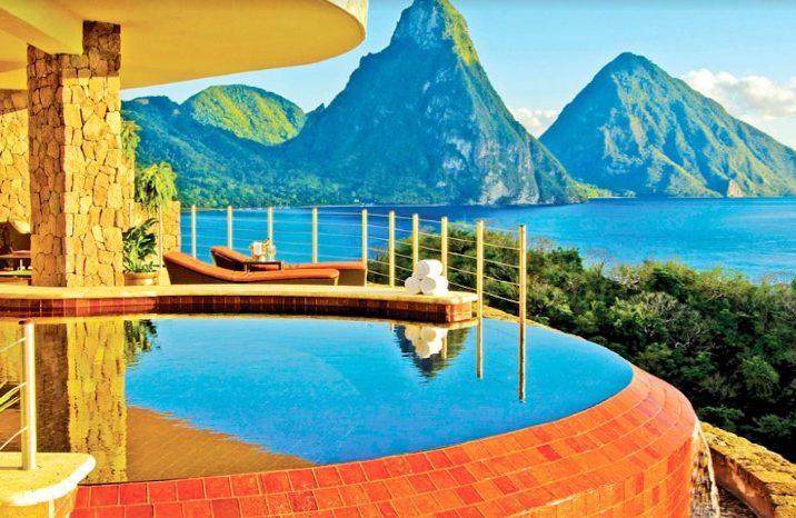 St. Lucia's Jade Mountain Captures Travel Weekly Magellan Award 2
