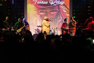 Tarrus Riley BLEM Session Hits NYC to Sold Out Audience