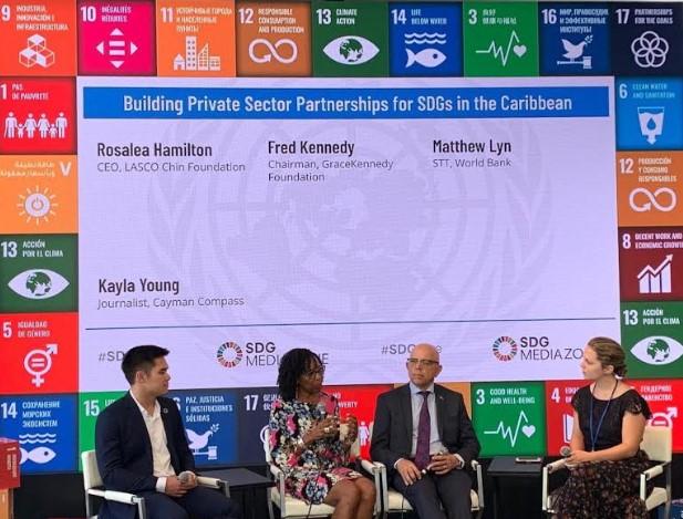 UN Recognizes CariPhil Alliance Accelerated Action Fri 27th Sept CariPhil Alliance 2