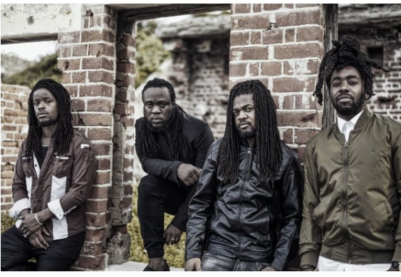Arguably One of Jamaica's Most Touring Self-Contained Band of Their Generation, EarthKry Readies for New Music 1