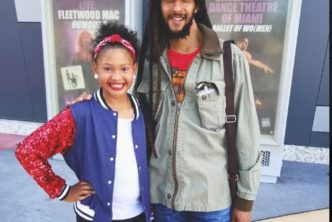 Bitter Sweet GRAMMY Nomination for Julian Marley Who Mourns Daughter's Passing