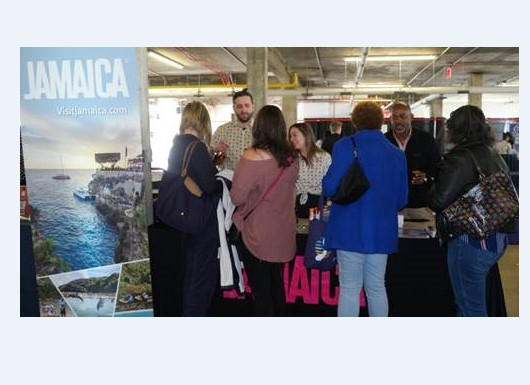 Jamaica Tourist Board Serves Complimentary History Lessons at Annual Toast of Brooklyn 1