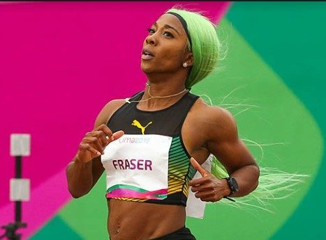 Jamaicans Urged to Vote for Shelly-Ann Fraser and Coach Stephen Francis for the Panam Sports Awards1