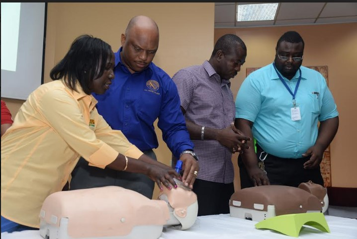 More Jamaican Schools To Receive Defibrillators This Friday! 1
