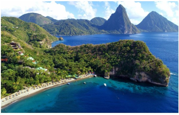 St. Lucia's Anse Chastanet Nets Six Awards From Scuba Diver Enthusiasts 1