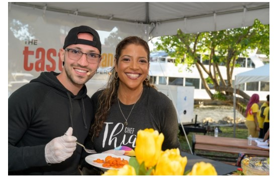 """A New Venue for Caribbean Food and Drink Festival """"Taste the Islands Experience"""" 1"""