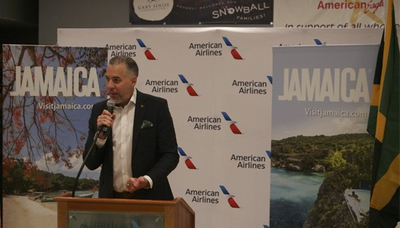 Destination Jamaica Welcomes Resumption of American Airlines Service from New York JFK to Montego Bay 2