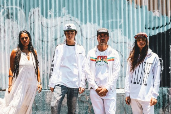 Hawaiis Reggae Family Torch Iniquity Through Music The Lambsbread Release PASS ME THE FIRE 6