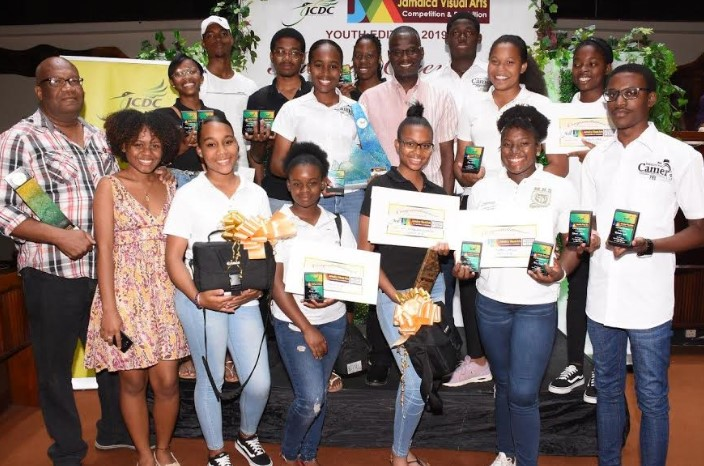 Jamaica Visual Arts Competition Inaugural Youth Edition Exhibition Launch and Awards Ceremony 1