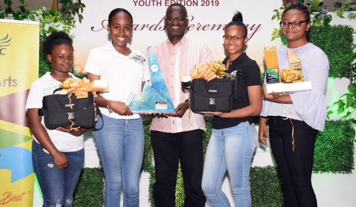 Jamaica Visual Arts Competition Inaugural Youth Edition Exhibition Launch and Awards Ceremony 2
