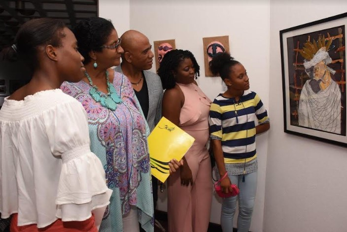 Jamaica Visual Arts Competition Inaugural Youth Edition Exhibition Launch and Awards Ceremony 4