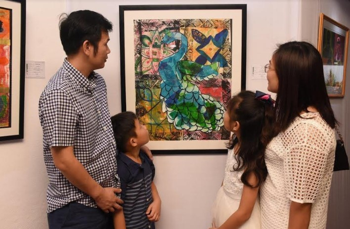 Jamaica Visual Arts Competition Inaugural Youth Edition Exhibition Launch and Awards Ceremony 6