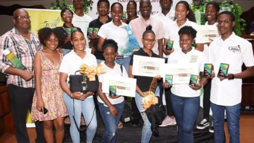 Jamaica Visual Arts Competition's Inaugural Youth Edition Exhibition Currently Underway