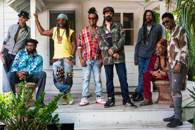 "Reggae Ambassadors Third World, Release Visuals for Single ""You're Not The Only One"" Featuring Damian 'Jr Gong' Marley off their Grammy Nominated album 'More Work To Be Done' 1"