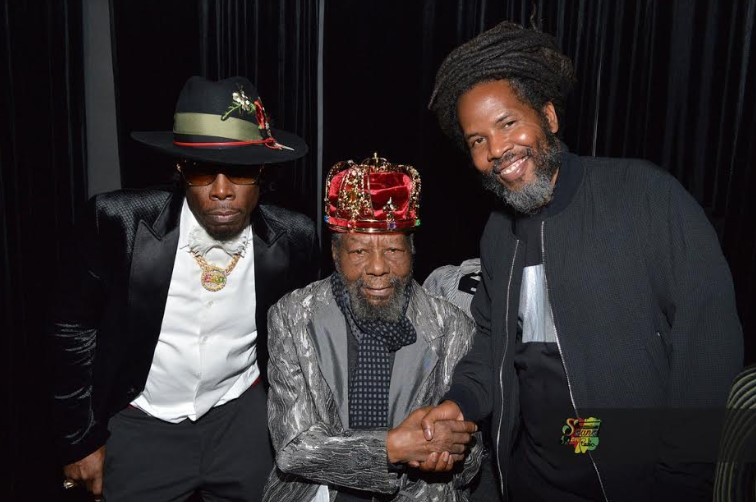 Shabba Ranks 'Crowns' U-Roy 'King' in Queens at 10th Anniversary of 'Reeewind' 1