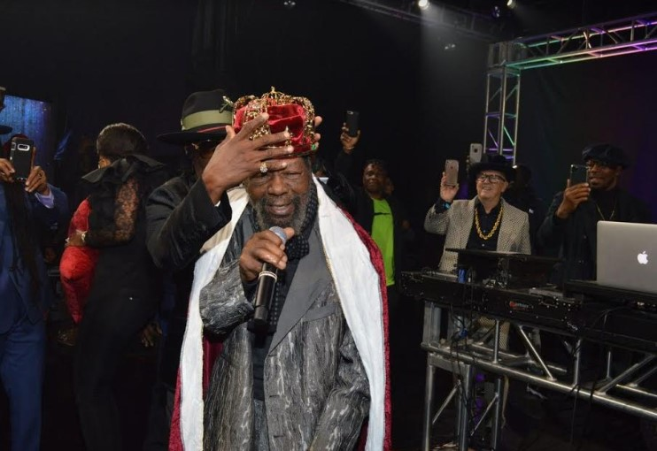 Shabba Ranks 'Crowns' U-Roy 'King' in Queens at 10th Anniversary of 'Reeewind' 2