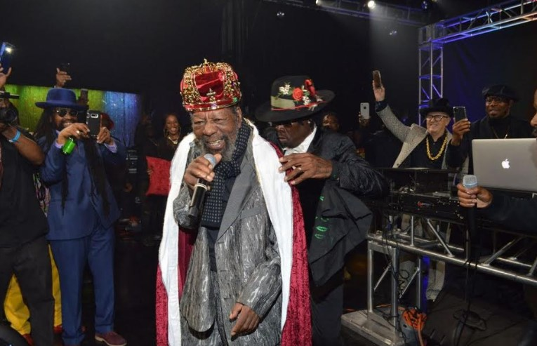 Shabba Ranks 'Crowns' U-Roy 'King' in Queens at 10th Anniversary of 'Reeewind' 3