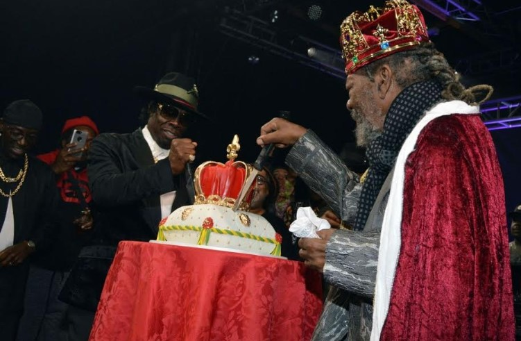 Shabba Ranks 'Crowns' U-Roy 'King' in Queens at 10th Anniversary of 'Reeewind' 4