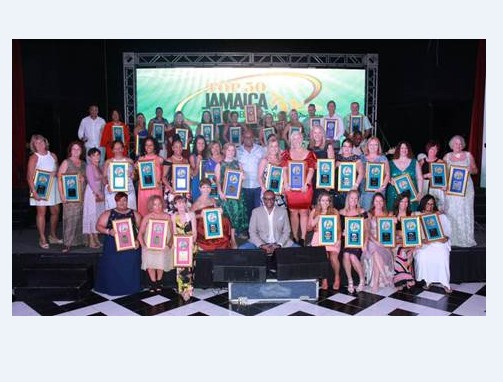 Top Travel Agents Recognized By Jamaica Tourist Board at Annual One Love Affair Gala 3
