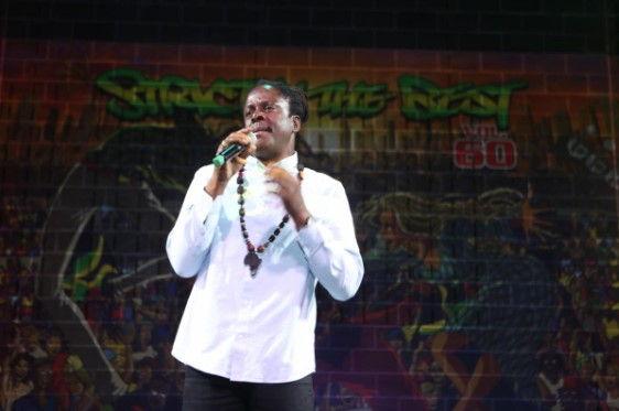 VP Records Web Show On The Riddim Honors Richie Spice with VP Icon Award 2
