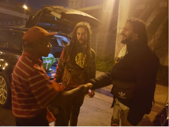 GRAMMY Award-Nominated Julian Marley Heads to Los Angeles for the 62nd GRAMMY Awards 5