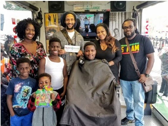 GRAMMY Award-Nominated Julian Marley Heads to Los Angeles for the 62nd GRAMMY Awards 9