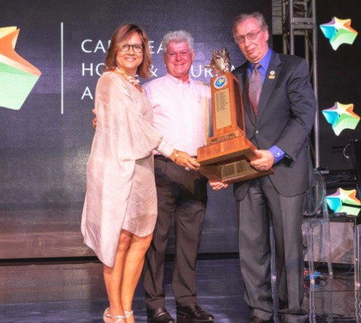 Grenada's Leo Garbutt Named 2020 Hotelier Of The Year