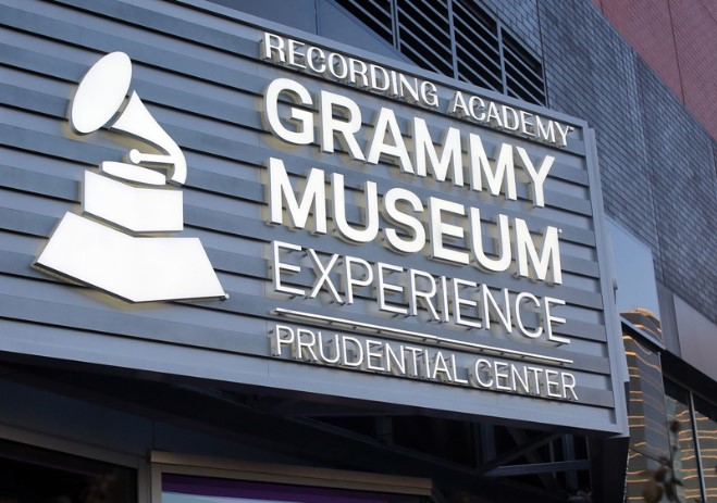 VP Records 40th Anniversary Celebration At Grammy Museum Experience Tm Prudential Center In Newark, NJ 1