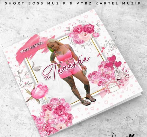 Vybz Kartel's New Album To Tanesha is Out Now! 2