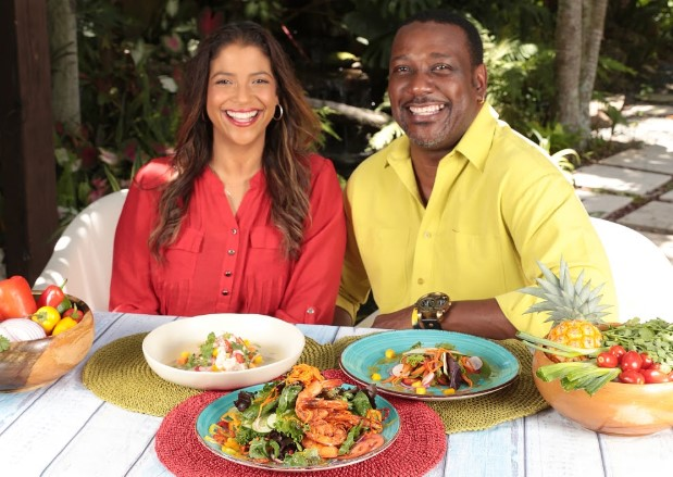 """Caribbean Cuisine Goes from Screen to Table in New Cookbook """"Taste the Islands - Culinary Adventures in a Caribbean Kitchen 1"""