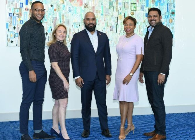 Caribbean Hotel Association Executives Elect Trinidadian Brian Frontin President 2
