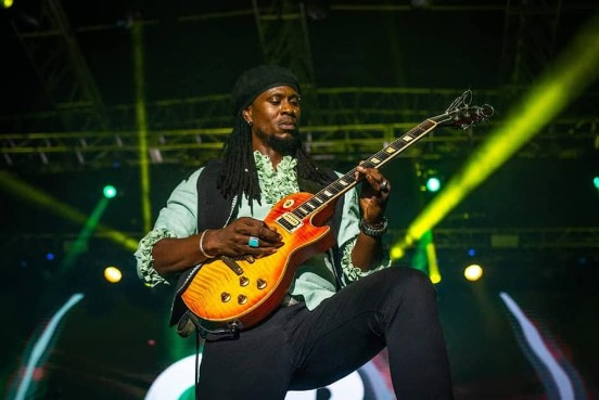 Celebrate Reggae Month and Bob Marley's Birthday with Omari Banks at Get Up Stand Up Festival 1