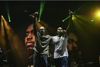 Nas & Damian Marley Reunite for 10th Anniversary on 2020 Jamrock Cruise
