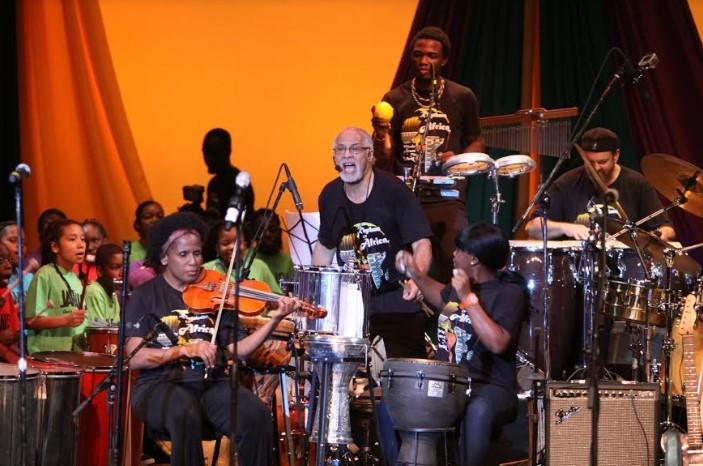 Rhythms of Africa 1