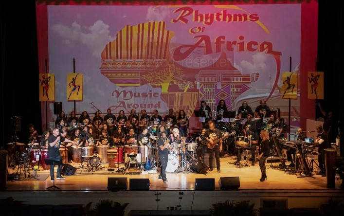 Rhythms of Africa 2